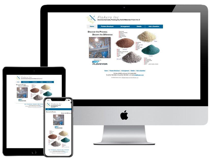 Web Design - FloAero