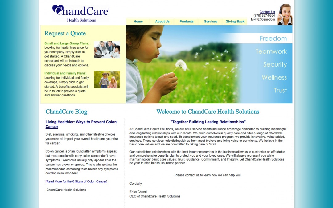 ChandCare Health Solutions