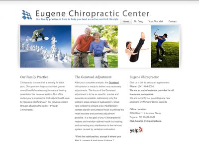 Eugene Chiropractic Center