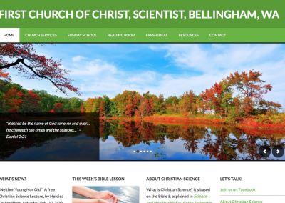Christian Science Bellingham