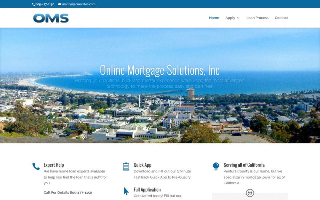 Online Mortgage Solutions (OMS)