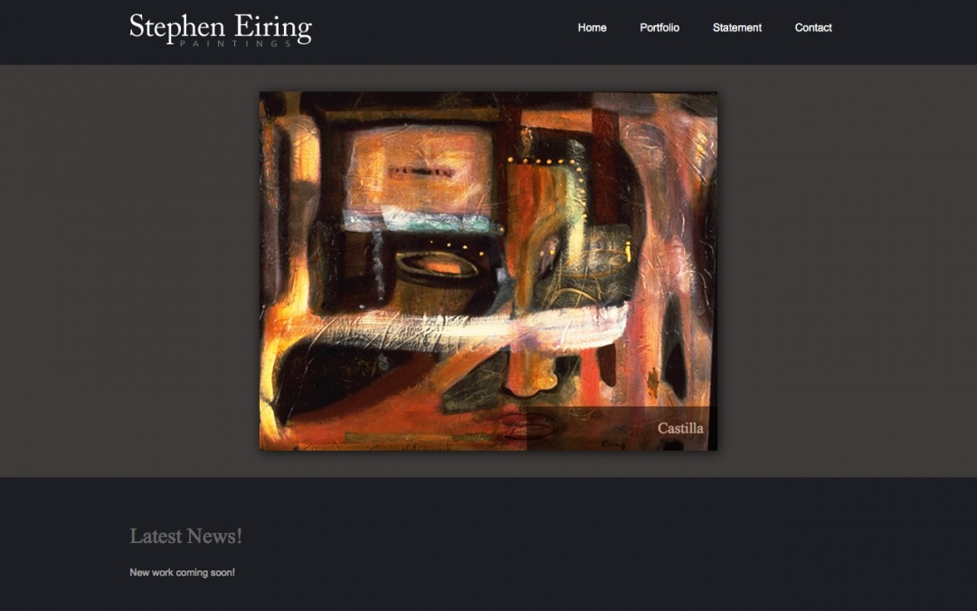 Stephen Eiring Paintings