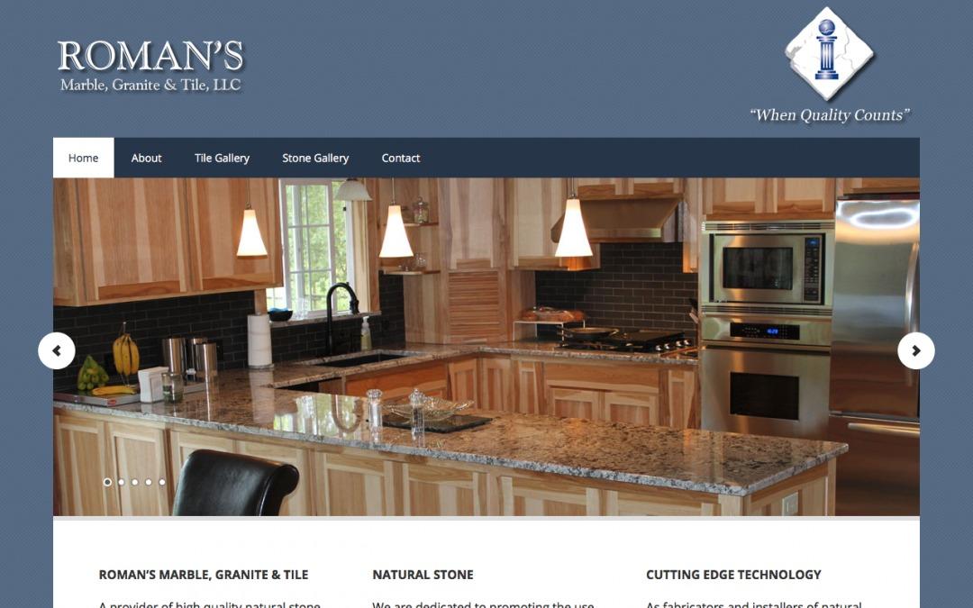 Roman's Marble, Granite & Tile, LLC