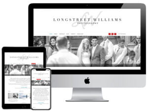 Web Design - Mark Longstreet Photography