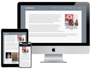 Web Design - Roni Feinstein