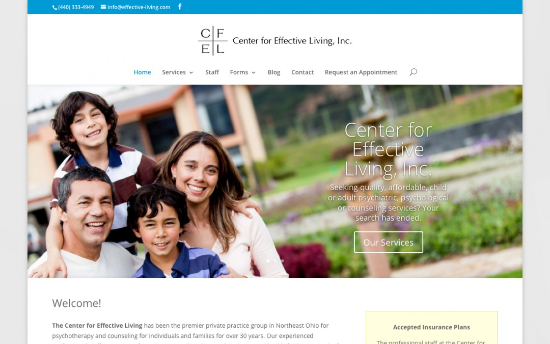 Center for Effective Living, Inc.