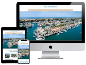 Web Design - Beach Homes