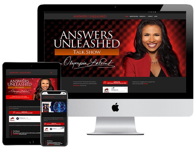 Web Design - Answers Unleashed