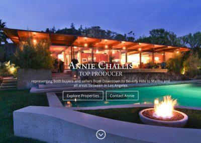 Annie Challis, Realtor