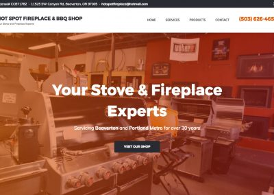Hot Spot Fireplace & BBQ Shop