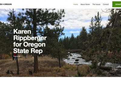 Karen Rippberger for Oregon State Rep