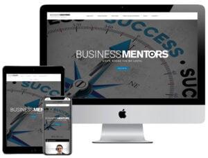 Web Design - Business Mentors