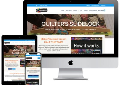 Quilters Slidelock