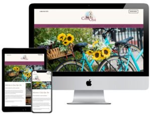Web Design - Ojai Inn