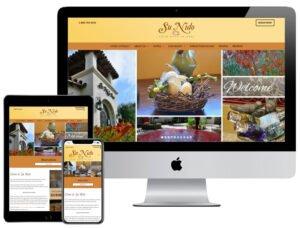 Web Design - Su Nido Inn