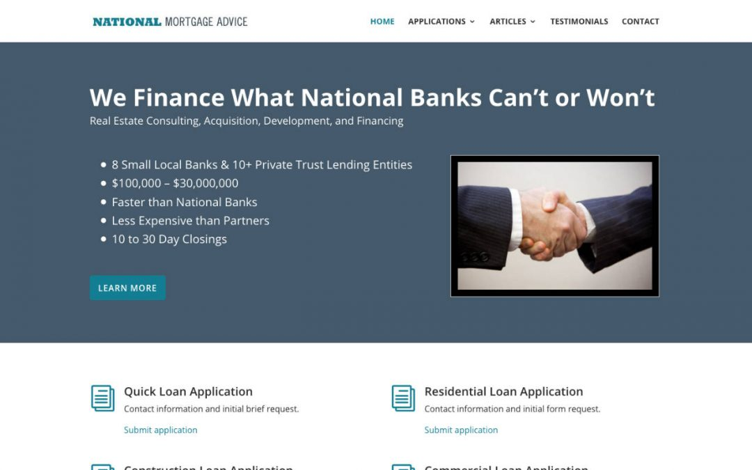 National Mortgage Advice