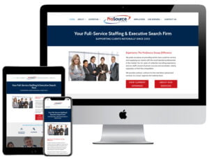 Web Design - The ProSource Group