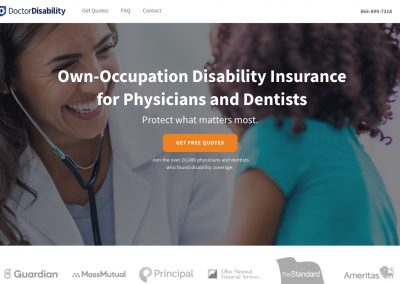 Doctor Disability