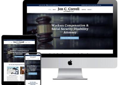 Jon C. Correll Attorney LLC