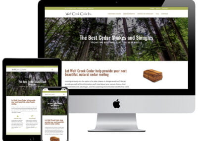 Wolf Creek Cedar Inc.