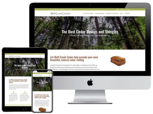 Wolf Creek Cedar Inc.