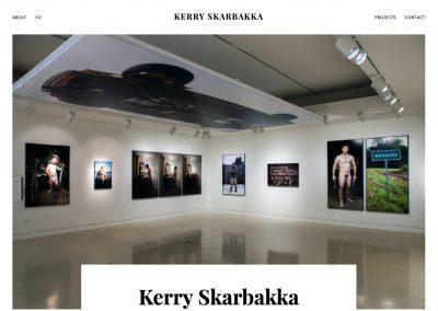 Kerry Skarbakka, Artist