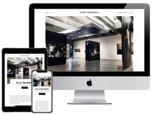Web Design - Kerry Skarbakka