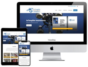 Web Design - Intangible Innovations
