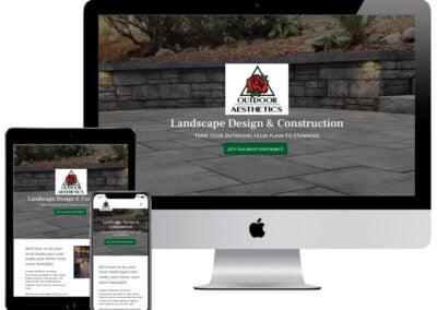 Outdoor Aesthetics Landscape Construction, Inc.