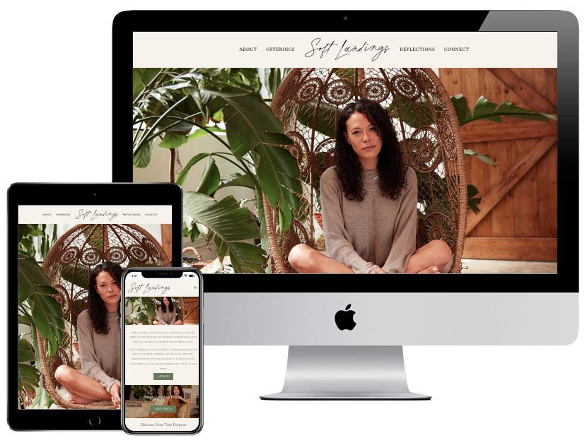 Web Design – Soft Landings